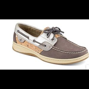 NWOT Sperry Top Sider Boat Shoes